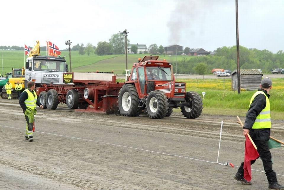 Traktorp